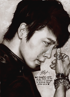Donghae don't cry by FreedomforGoku