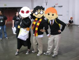 Potter Puppet Pals by Firaphrin