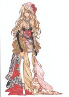 Bohemian royalty by Nina-D-Lux