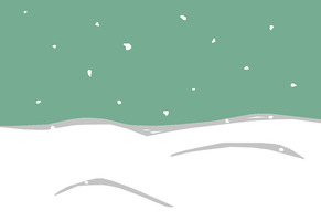 Snowing Background by SkypawtobeSkyheart