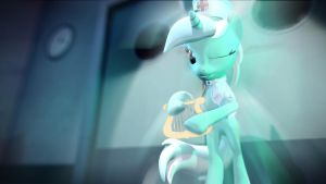 Nurse Lyra Heartstrings. by WaWor