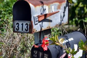 Mailboxes in Heat by Farnese00