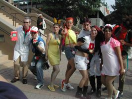 Pokemon cosplay AnimeNEXT 07 by wolfheartsprite
