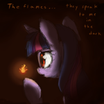 Concept- Whispers in the dark by Muffinsforever