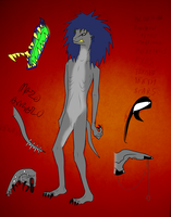 Mazo Angelo: Refsheet by Bloodlive-Mazohyst