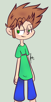 Tobuscus by CommanderMitsuki
