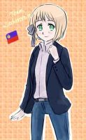 Go Liechtenstein~ by maybebaby83