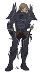 Arthas from my ID by scourge-minion
