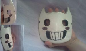 Zacharie Mask by MageofMadness