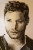 Jensen Ackles by Oll