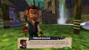 Pirate101-I'm sure it's Enjoyable -_- by rainbowthefox