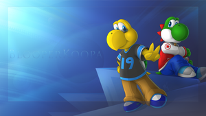BlooperKoopa19 Request by VegaColors