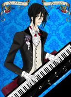 His Butler - The Devil's Rhapsody by LibertyBella
