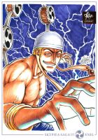 ENEL by FranciscoETCHART