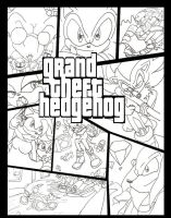 gRand theft hedgehog by Madcat-BOB