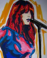 Florence Welch by TheStarkster