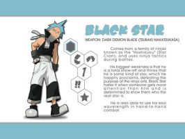 Black Star by deathdkid