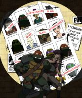 Tmnt - Same as it never was by strovecos