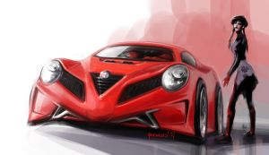 alfa+girl by gousman