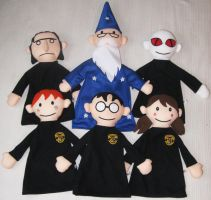 Potter Puppet Pals version OdS by NegraPadfoot
