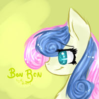 Bon Bon~ by MissMagicalWolf