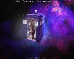 New Doctor. New adventure. by YlianaKapella-Neidon