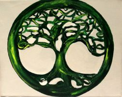 Tree Of Life by ThisArtToBeYours