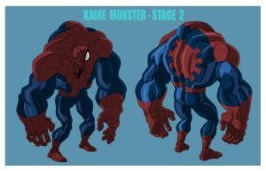 USM: KAINE MONSTER Stage 2 by Jerome-K-Moore