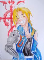 FMA Major Ed by starbuxx