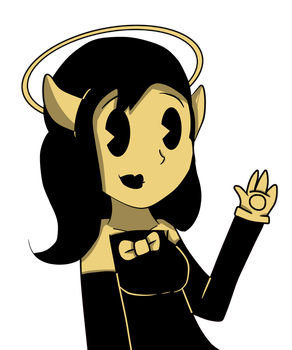 (BATIM) Alice Angel by alecoronel9
