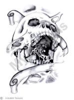 tattoo designs 6 by FranticSaint