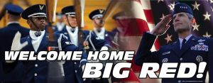 WELCOME HOME BANNER 1 by MENTAL-images