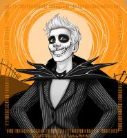 Stiles Skellington by trasigpenna