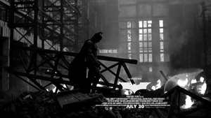 The Dark Knight Rises: A Legend Will Rise by DonavanTucker