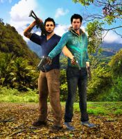 The Far Cry by LoveStruck2