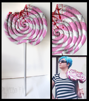Giant Lollipop by PlaceboFX