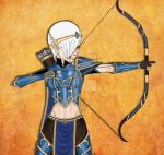 . : The High Elven Ranger : . by amwoolsey94