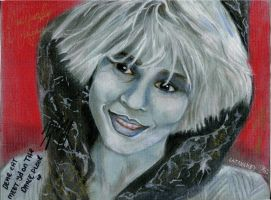 Farscape Chiana by Catluckey