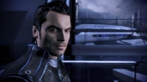Mass Effect 3 - Kaidan Joins the Normandy by loraine95