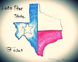 .:The Lone Star State::. by Ruby288