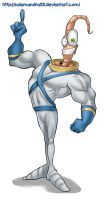 Earthworm Jim by Salamandra88