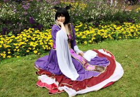 Hotaru Tomoe - Empress of the death by Doll--chan