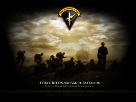 Force Recon Website by davecrypt