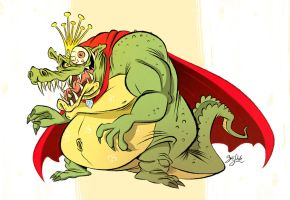 King K Rool by Themrock