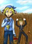 Chaos in the Field by pdutogepi