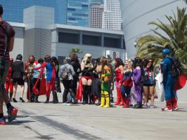 AX2014 - Marvel/DC Gathering: 113 by ARp-Photography