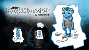 Little SockMonster Contest Submission by kaicho20