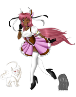 Magical Girl Neopolitian by TheLunarQueen
