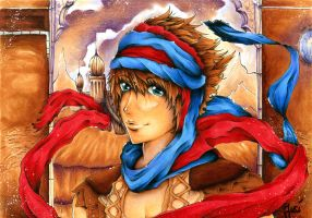 Prince of Persia by Jusi-chan