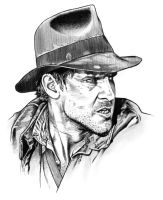 Indy drawing 1 by PENICKart